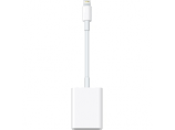 adapteris APPLE Lightning to SD Card Camera Reader v2